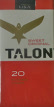 Talon Sweet Original 100 Filtered Cigar Box