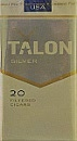 Talon Silver 100 Filtered Cigar Box