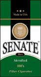 Senate Menthol 100 Box