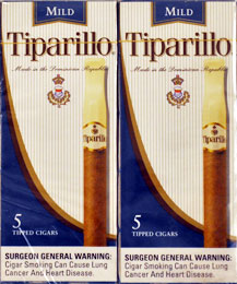 TIPARILLO MILD 5PK