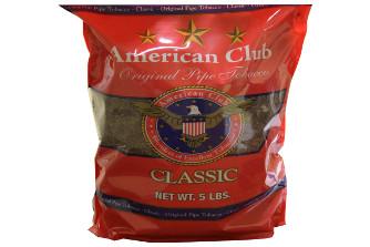 American Club Full Flavor Pipe Tobacco 4.5lb Bag