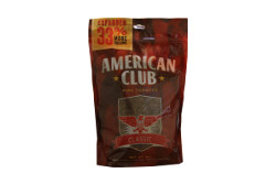 American Club Full Flavor Pipe Tobacco 6oz Bag