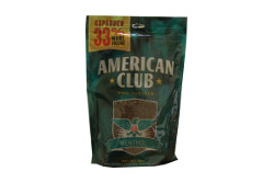 American Club Menthol Pipe Tobacco 6oz Bag