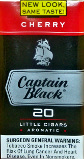 CAPTAIN BLACK SWEET CHERRY LITTLE CIGARS