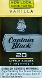 CAPTAIN BLACK MADAGASCAR VANILLA LITTLE CIGARS