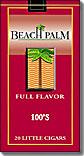 Beach Palm Full Flavor 100 Little Cigars Box