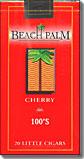 Beach Palm Cherry 100 Little Cigars Box