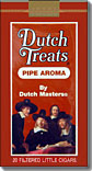 DUTCH TREATS PIPE AROMA LITTLE CIGARS