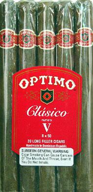 OPTIMO CLASICO V, 8 X 50, 20CT