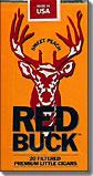 RED BUCK LITTLE CIGARS - SWEET PEACH 100's