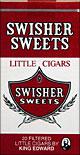 SWISHER SWEETS LITTLE CIGARS 10/CTN