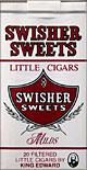 SWISHER SWEETS LITTLE CIGARS MILD 10/CTN