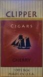 Clipper Cherry 100 Filtered Little Cigar Box