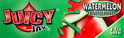 JUICY JAY'S 1 1/4 WATERMELON HERBAL PAPERS 24CT BOX