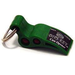 Dips-Key Snuff Can Opener