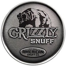 GRIZZLY SNUFF 5 CT ROLL