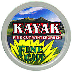 KAYAK FINE CUT WINTERGREEN 10CT ROLL 