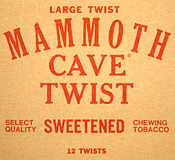 MAMMOTH CAVE LG  BX/12 