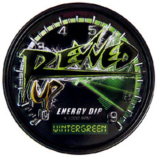 REVVED UP ENERGY DIP - WINTERGREEN - 10CT ROLL