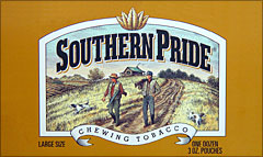 SOUTHERN PRIDE CHEWING TOBACCO 12 COUNT