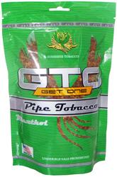 GTO Pipe Tobacco Menthol 16oz Bag