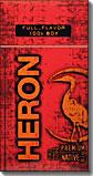 HERON FULL FLAVOR 100 BOX