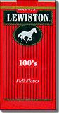 LEWISTON FULL FLAVOR 100'S
