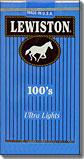 LEWISTON ULTRA LIGHT 100'S