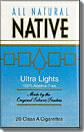 NATIVE ULTRA LIGHT BOX