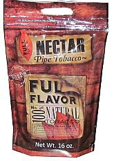 Nectar Full Flavor Bag Tobacco 16oz