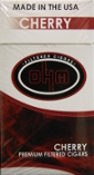 Ohm Filtered Cigars - Cherry 100 Box