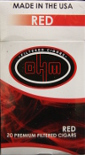 Ohm Filtered Cigars - Red 100 Box