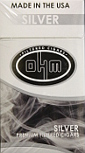 Ohm Filtered Cigars - Silver 100 Box