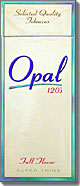 Opal Full Flavor Super Thins 120