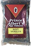 PRINCE ALBERT PIPE TOBACCO SOFT VANILLA 9OZ BAG