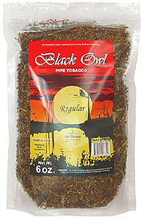 Black Owl Original 6oz Bag
