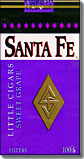 SANTA FE LITTLE CIGARS - GRAPE