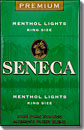 Seneca Smooth Menthol Light Box