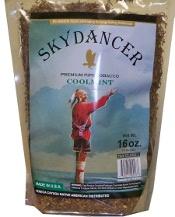 Skydancer Menthol Pipe Tobacco 16OZ Bag