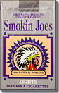 SMOKIN JOES 100percent NATURAL PURPLE FF BOX