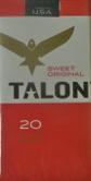 Talon Sweet Original 100 Filtered Cigar Box