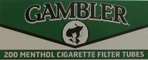 Gambler Best Menthol 200ct Tube
