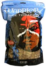 Warrior Full Flavor Pipe Tobacco 16oz Bag