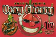 JUICY JAY'S VERY CHERRY 1 1/2 HERBAL PAPERS 24CT BOX
