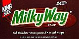 Milky Way - King Size 24CT Box