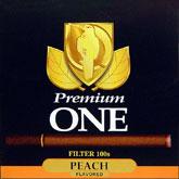 Premium One filter 100 Peach Little Cigar