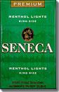 Seneca Smooth Menthol Light Box