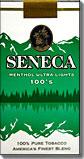 Seneca Extra Smooth Menthol 100 Soft